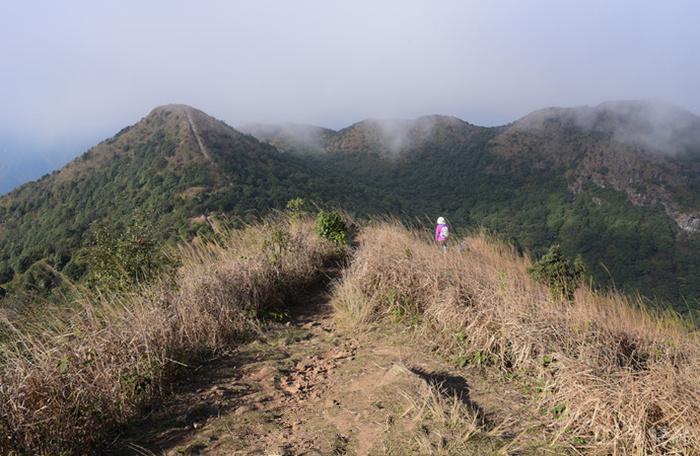 【天堂顶】 登广州第一高峰:从化天堂顶,决战广州之巅,俯瞰从化全景